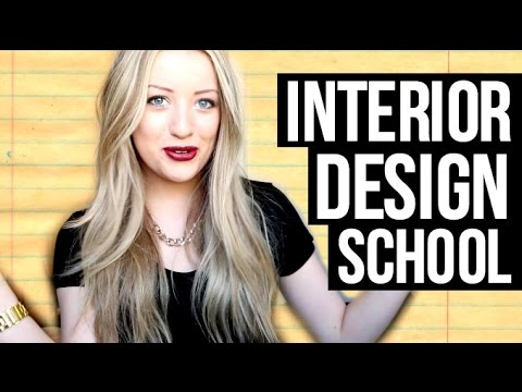 INTERIOR DESIGN SCHOOL | Applying, Portfolios, Etc