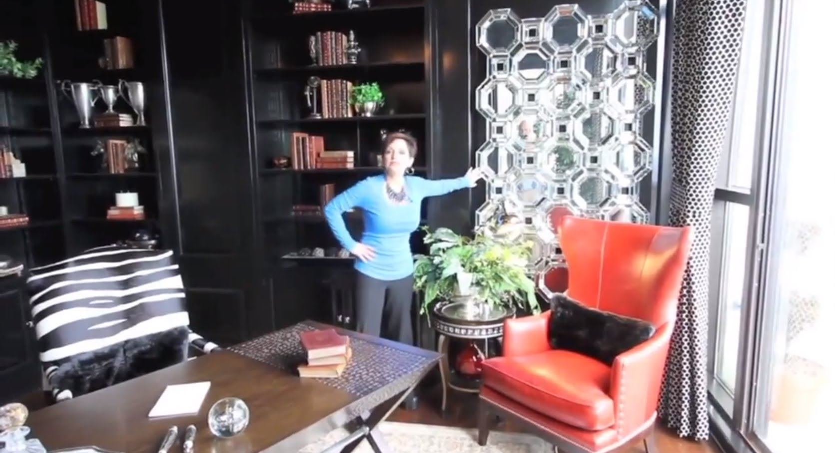 Interior Design / Luxury Penthouse Tour in High Point North Carolina