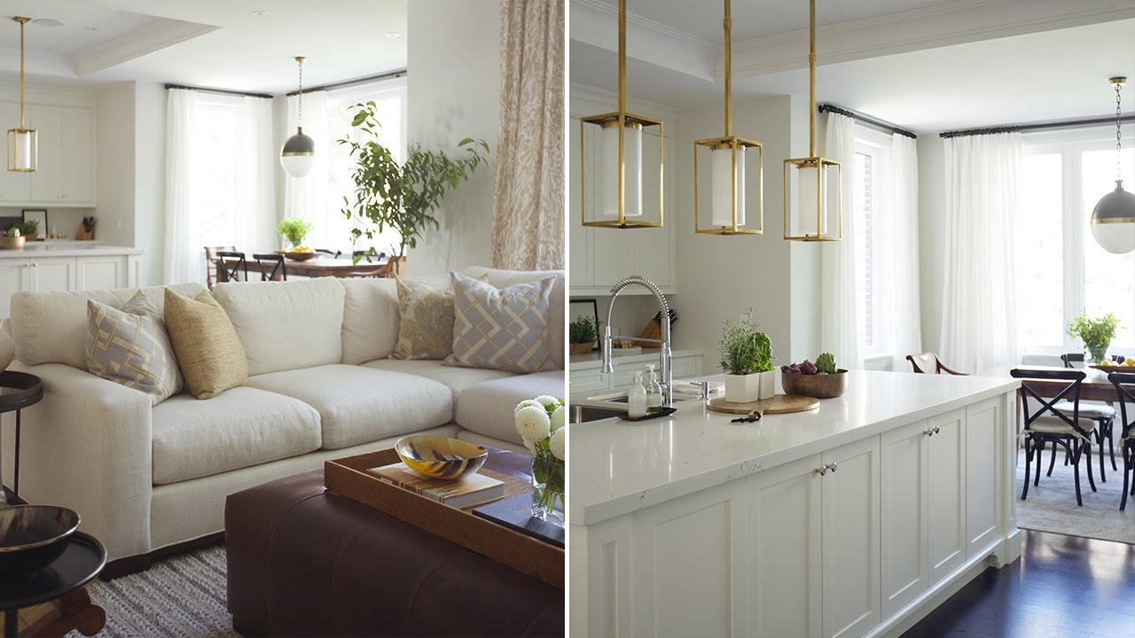 Interior Design — Expert Decorating Tips For New-Build Homes